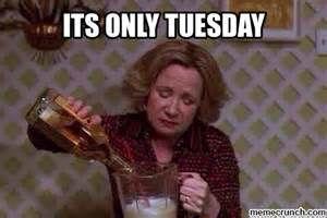 20 Tuesday Meme Work 1