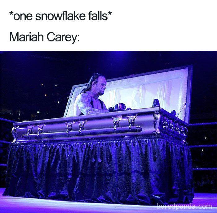 20 Christmas Memes Cartoon 4