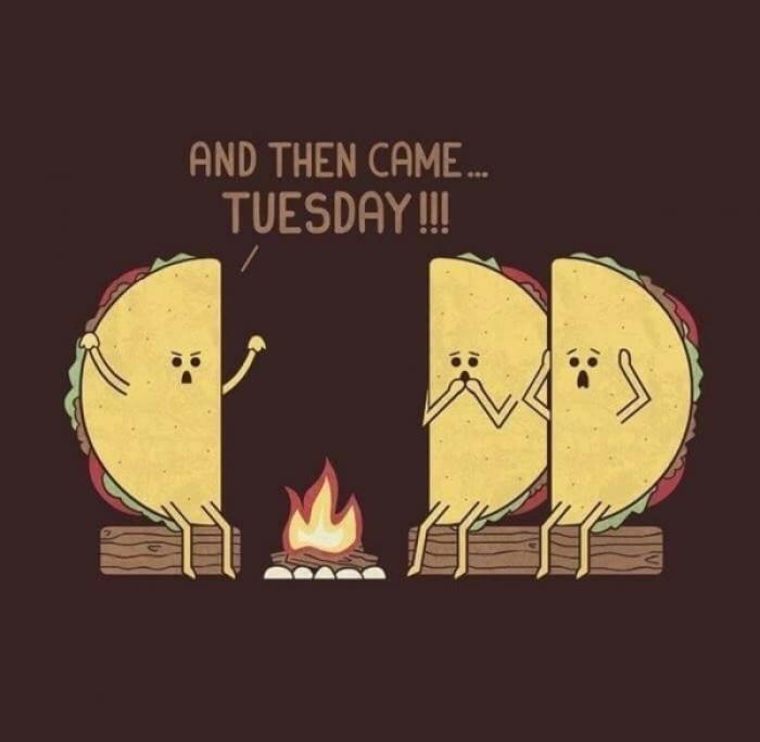 20 Tuesday Meme Mornings 8