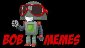 cropped Bob Memes Logo